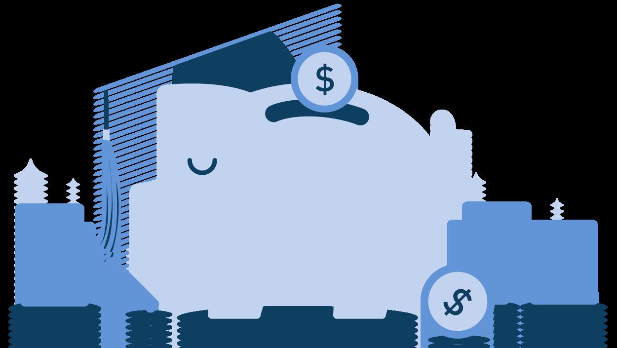 Money clipart blue How Student) Credit: in com/uploads/blog/2014/08/Saving