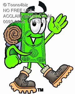 Money a Image of Character