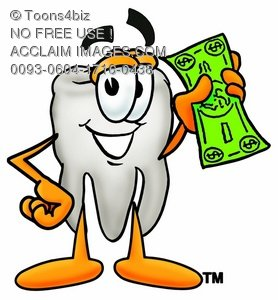 Tooth a Image Image Character