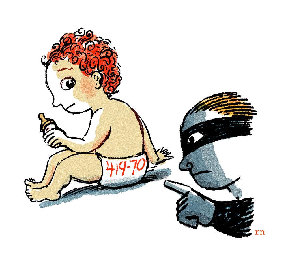 Money clipart child stealing Children Neubecker Identity The Troubles