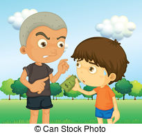 Money clipart child stealing Search Clipart scolding a of