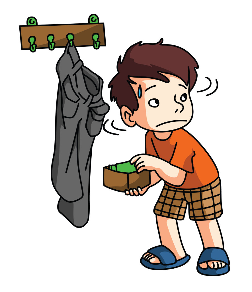 Money clipart child stealing Your Money Dr Kid You