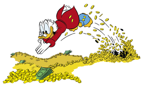 McDuck Disney clipart immagini collection