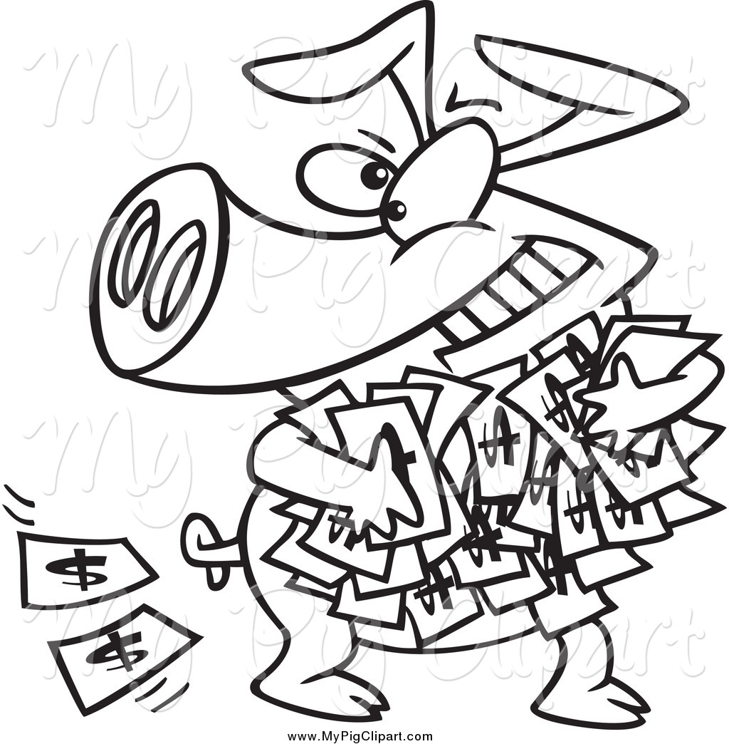 Money clipart greed Clipart Greed