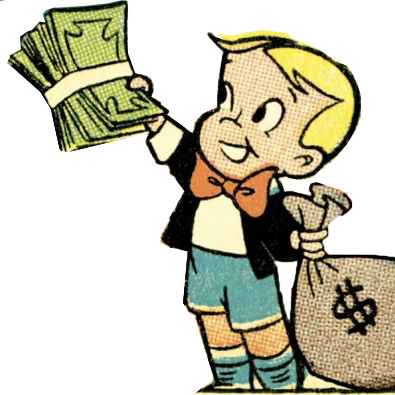 """Money clipart greed Good? """"Good Is Hardcore richierich"""