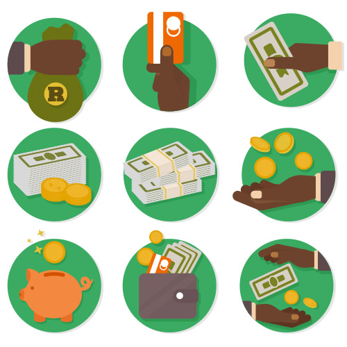 Money clipart money management #8