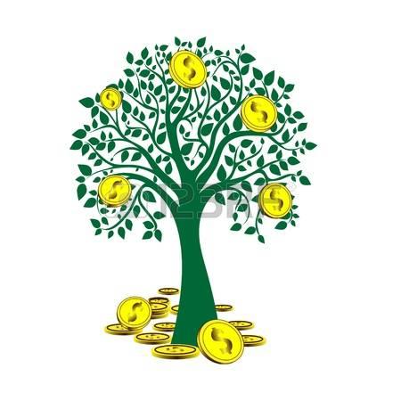 Money clipart money tree Com tree money clipart tree