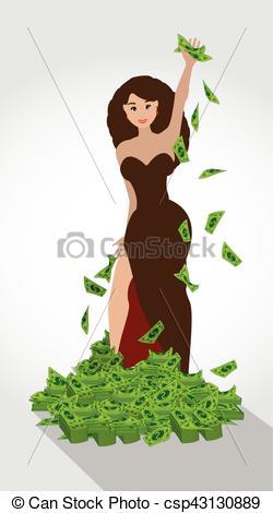 Money clipart mountain #12