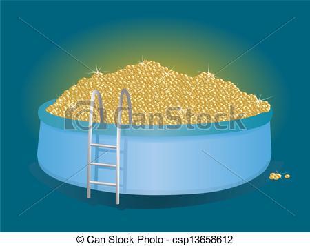 Money clipart mountain #5