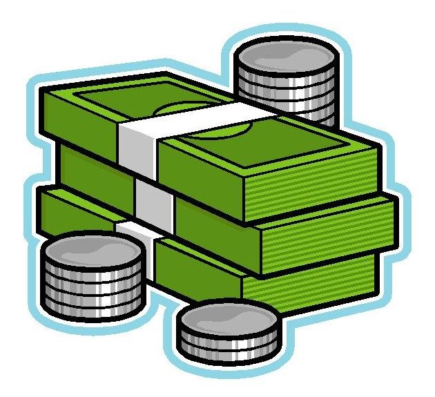 Money clipart stacked Money Transparent Money Clipart com