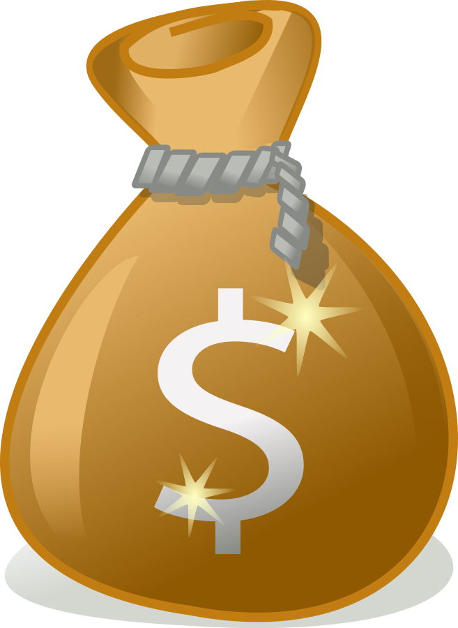 Money clipart vector Art vector on Clip Free
