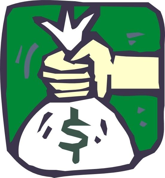 Money clipart vector Svg clip  in office
