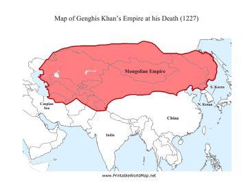 Mongolian clipart empire #15