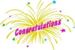 Moving clipart congratulation Clipart The Clipart Congratulations Animated