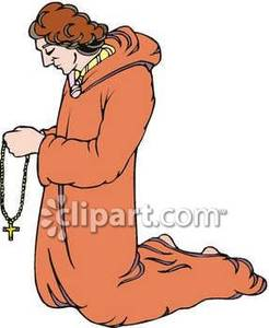 Monk clipart different religion Picture  Holding Holding Royalty
