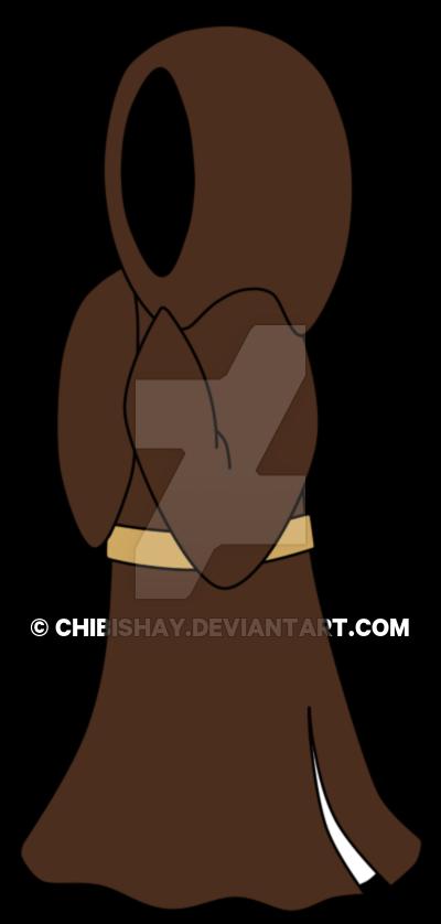 Monk clipart chibi ChibiShay DeviantArt on Monk by