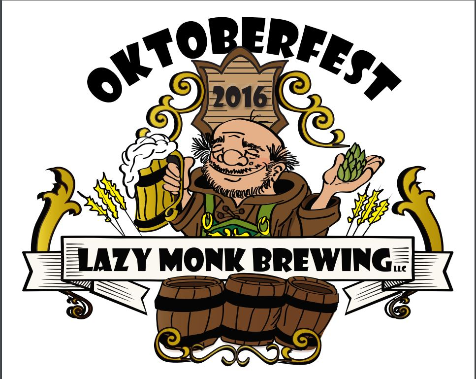 Monk clipart german To WQOW  Lazy Oktoberfest
