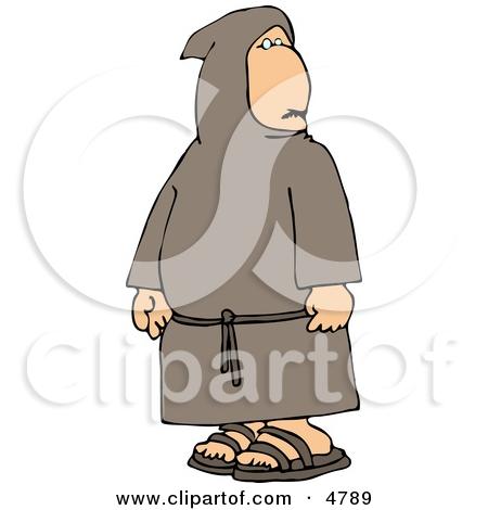 Monk clipart monastery Vector clip monk #12 20clipart