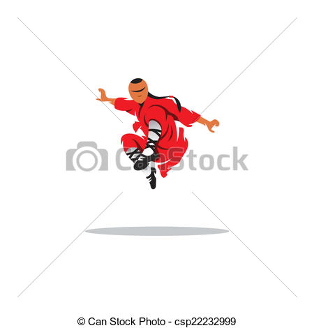 Monk clipart different religion Shaolin Vectors of martial veector