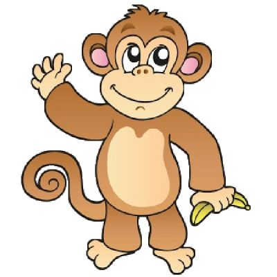 Mommy clipart monkey #1