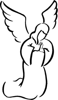 Monochrome clipart policeman And Clipart Clipart Free angel%20clipart