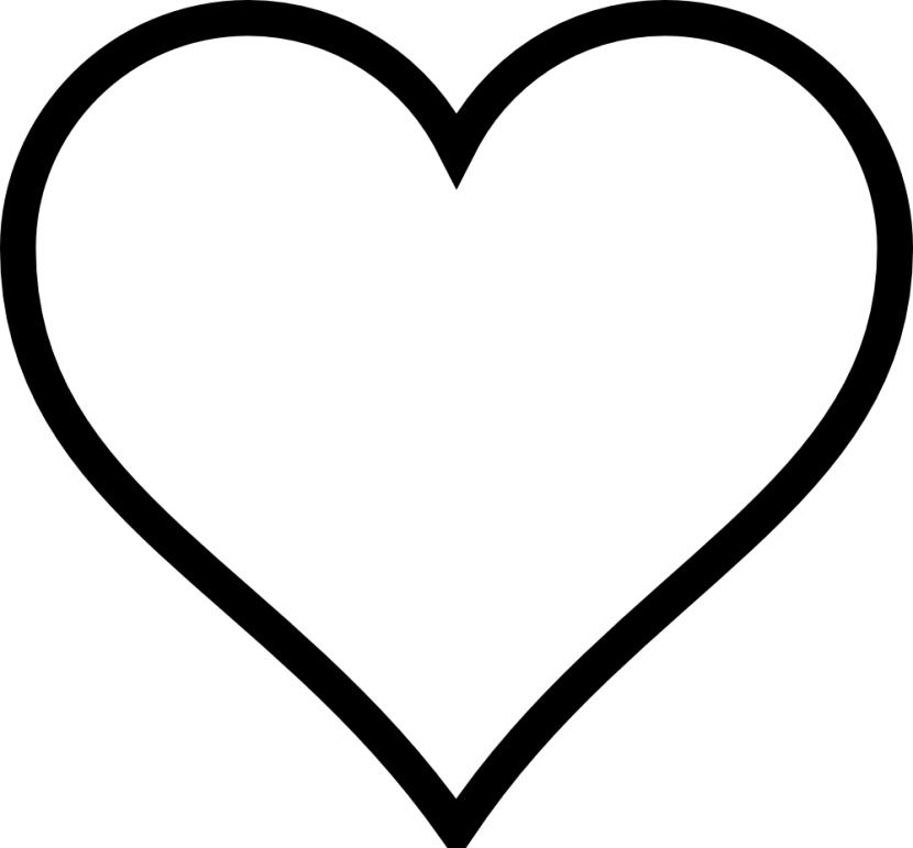 Amd clipart heart And Black Clipart Clipartion White