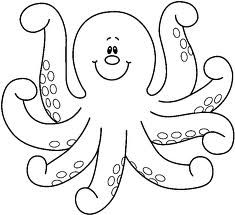 Black clipart octopus Clipart  Stock Pic octopus