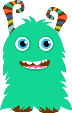 Monster clipart About monsters art Monster graphics