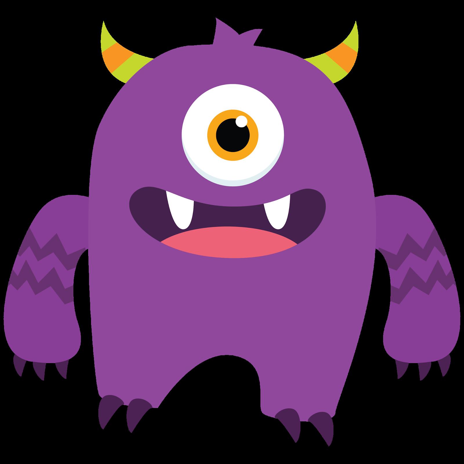 Monster clipart Free Free Clip Art Monster