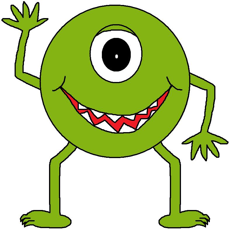 Monster clipart Art clipart Free Monster Monster