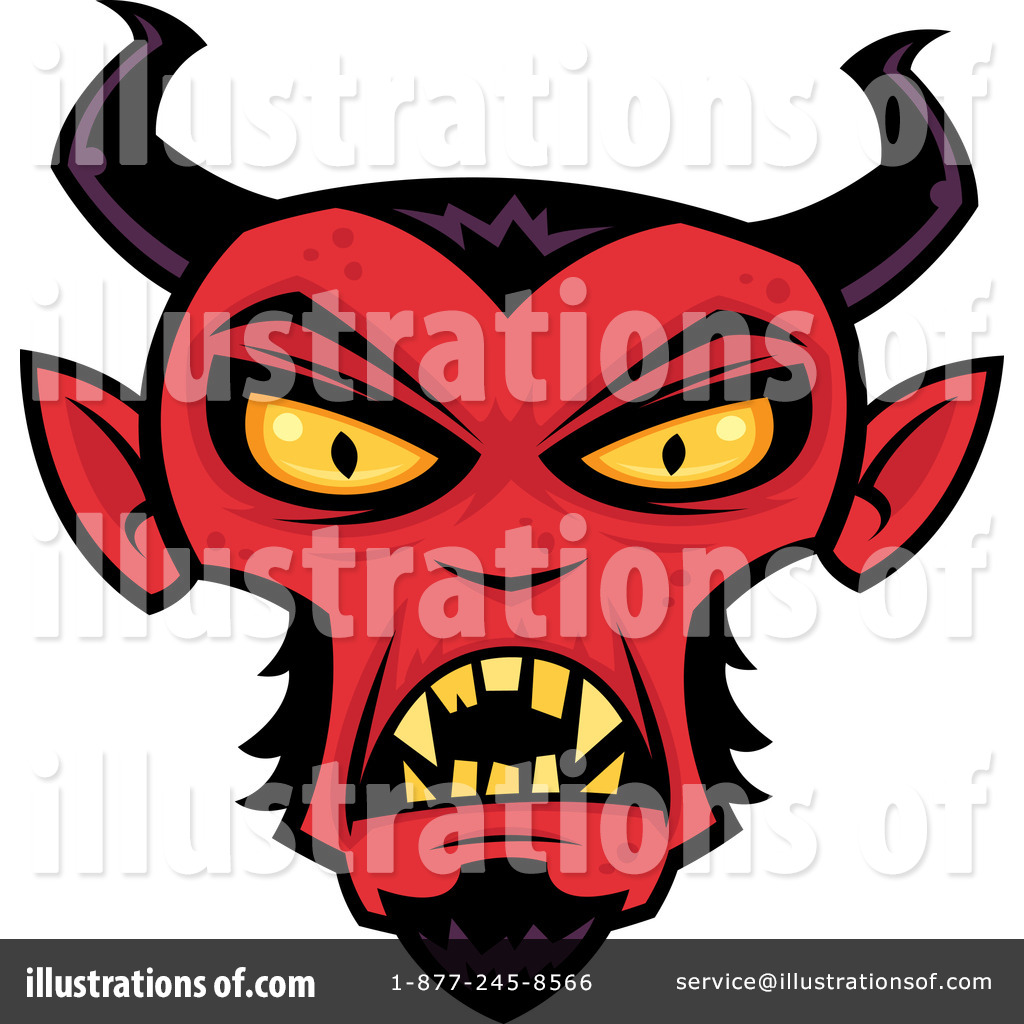 Monster clipart demon Clipart Clipart Royalty Devil Illustration