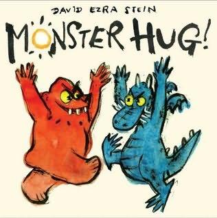 Monster clipart hug #4