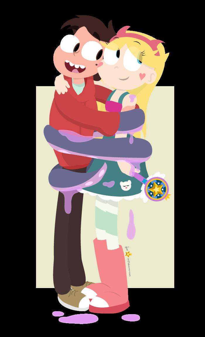 Monster clipart hug #13