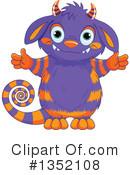 Monster clipart hug #15