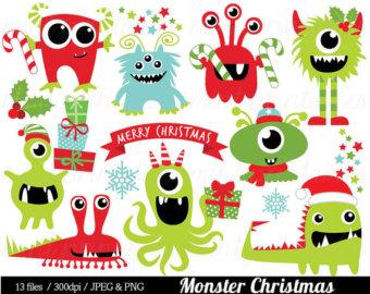 Monster clipart mommy #12