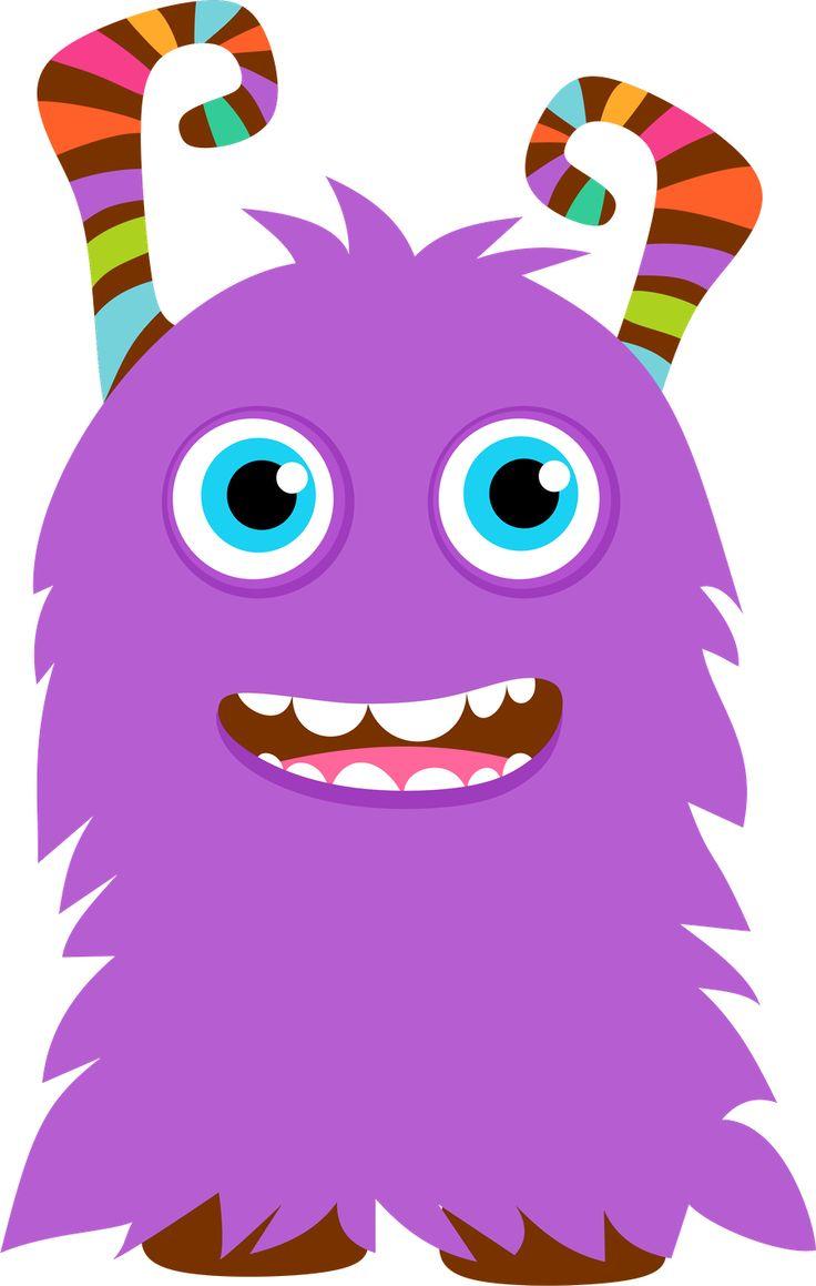 Monster clipart monster body #5
