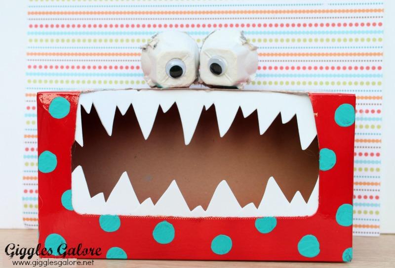 Galore Tattle  Monster Giggles