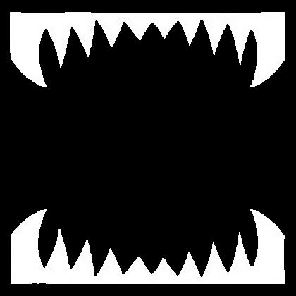 ( Teeth Cars Monster Teeth
