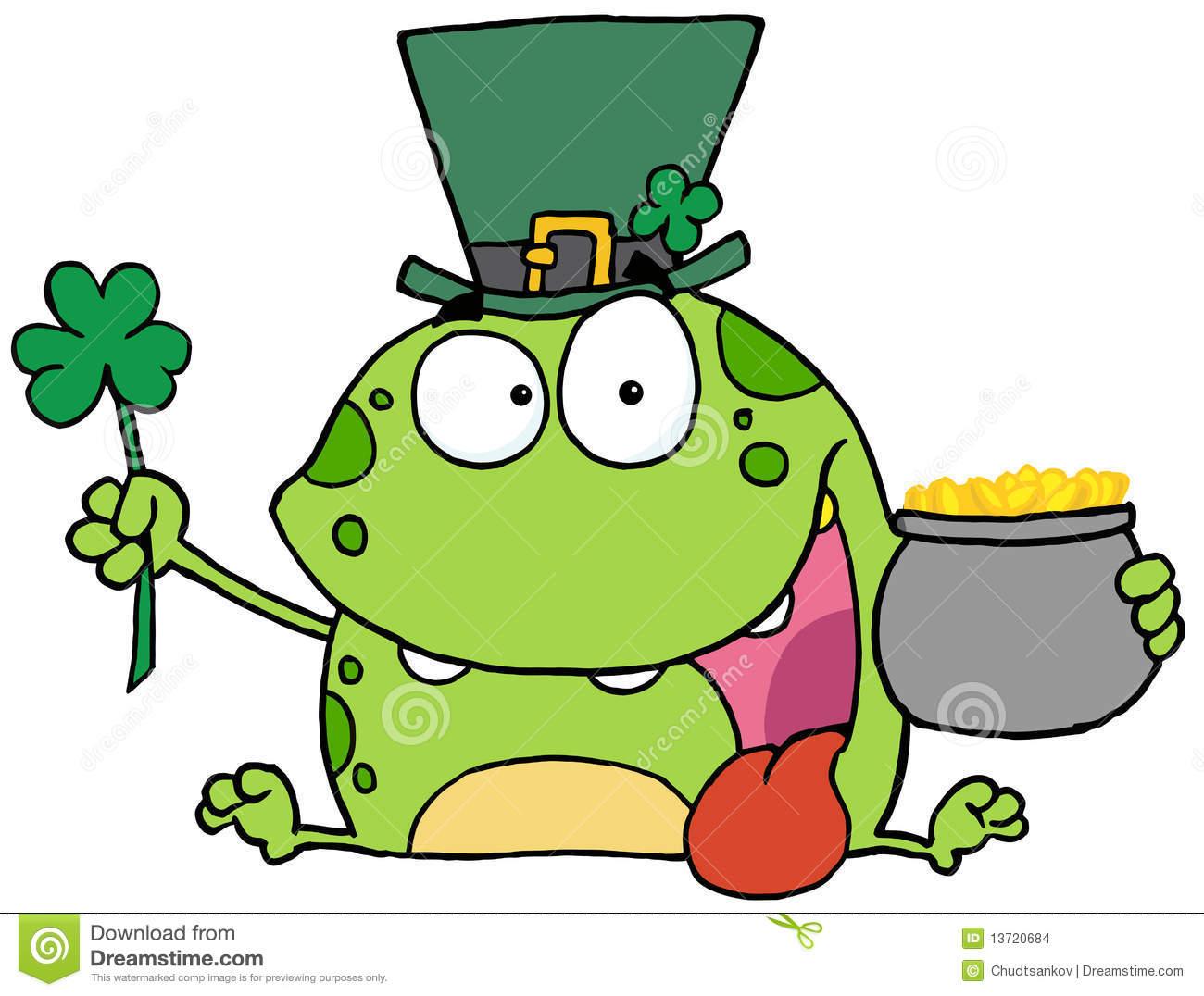Monster clipart st patricks day Day collection Leprechaun st Patricks