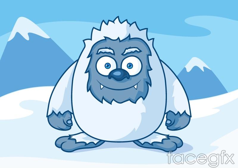 Winter clipart monster Valley Ms Koch Birthdays/Wellness Center