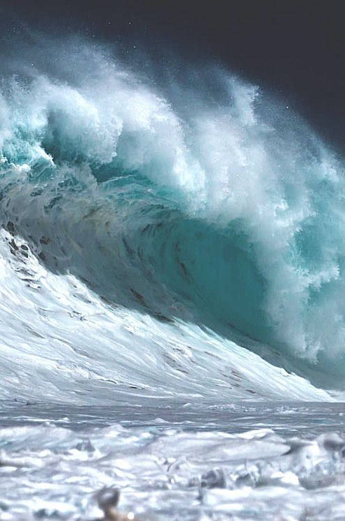 Monster Waves clipart high tide  Pinterest waves 25+ ideas