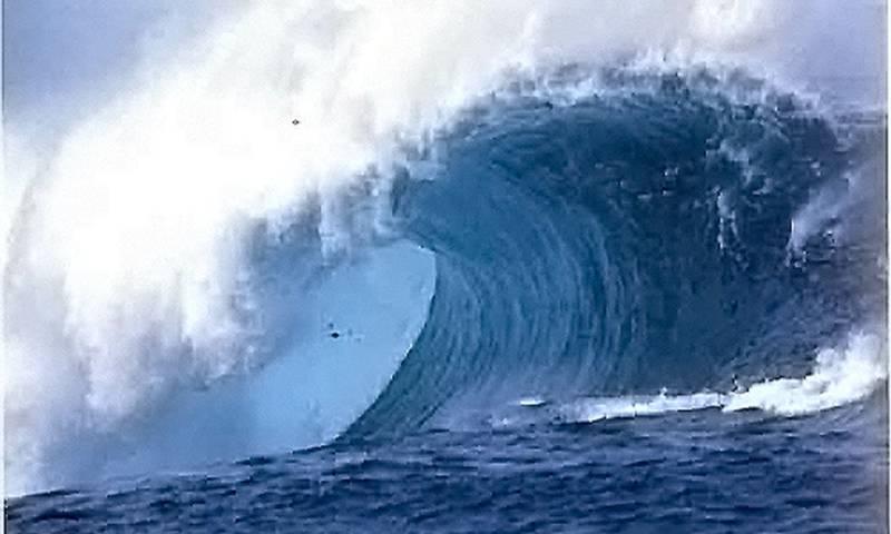 Monster Waves clipart high tide Paper Edition  Rock LittleBigPlanet