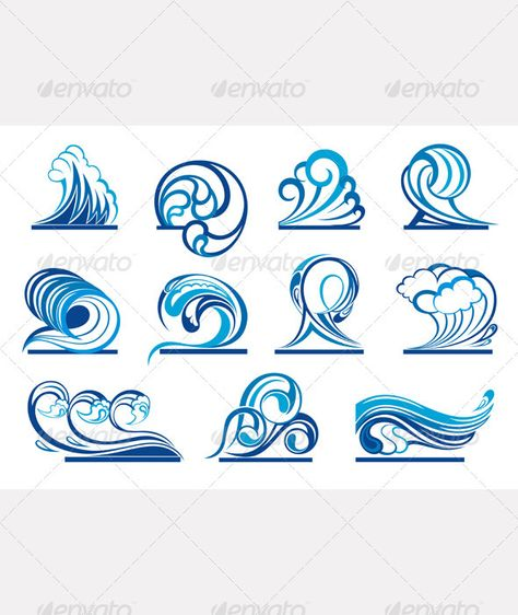 Monster Waves clipart simple Symbols Free Waves Clipart Panda