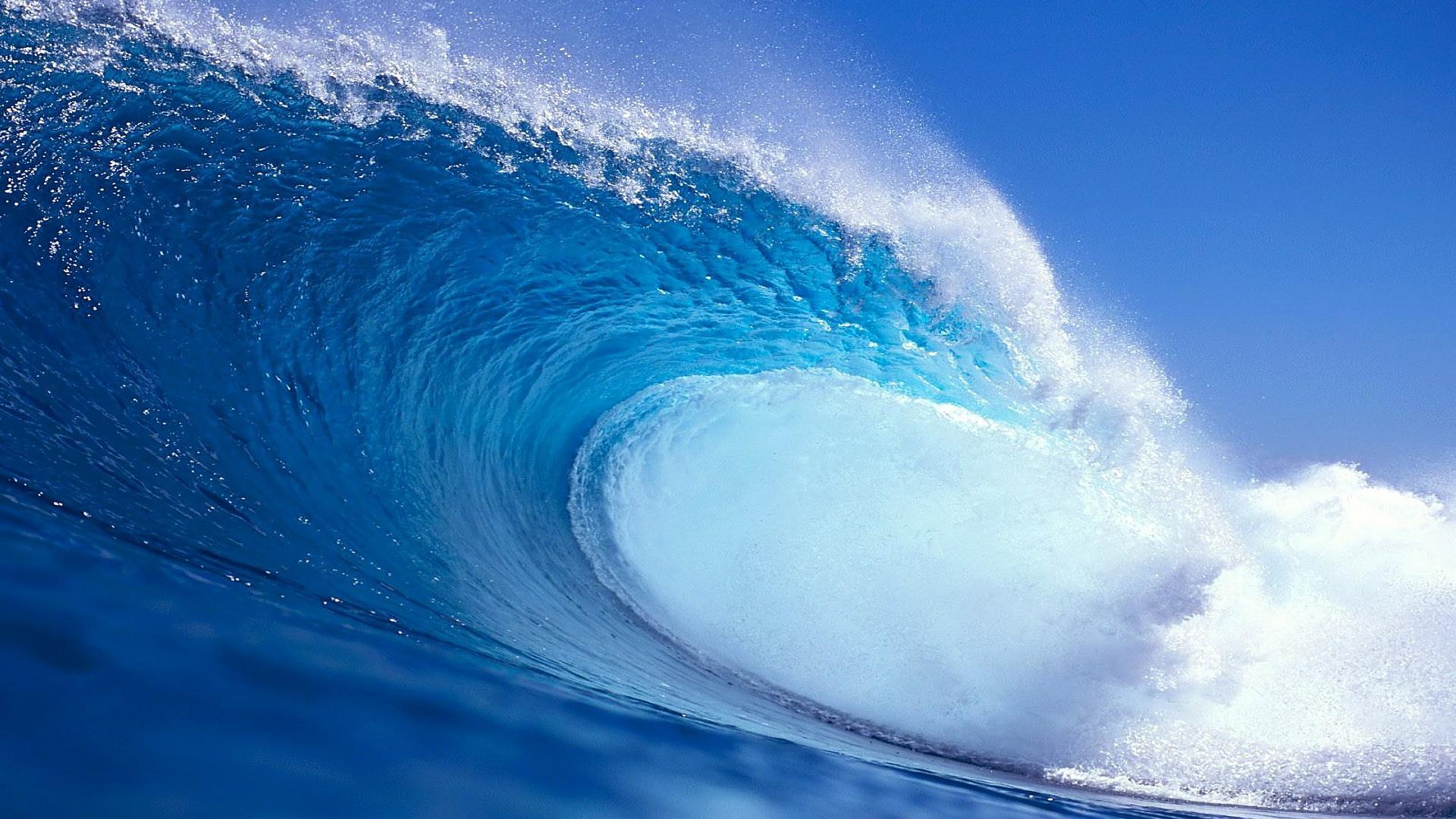 Monster Waves clipart tidal energy #8