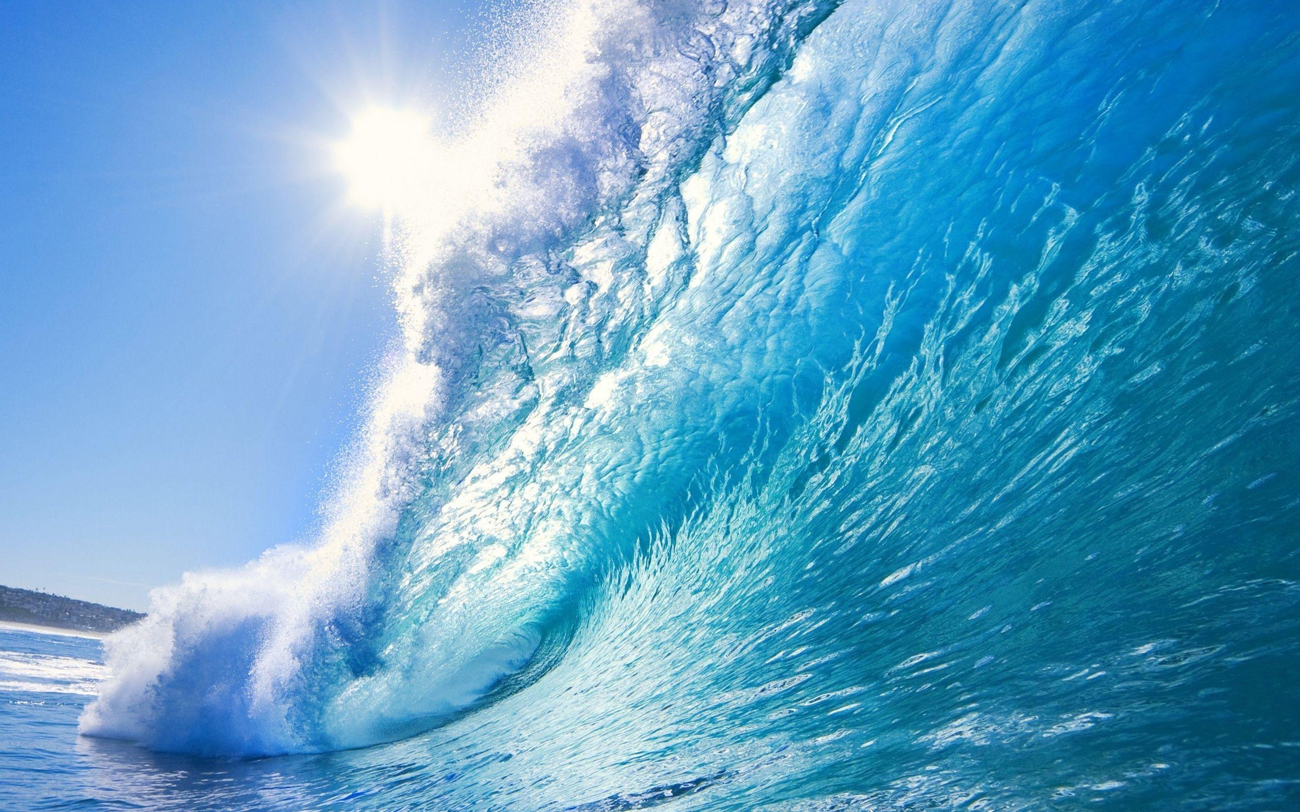 Monster Waves clipart tidal energy #10
