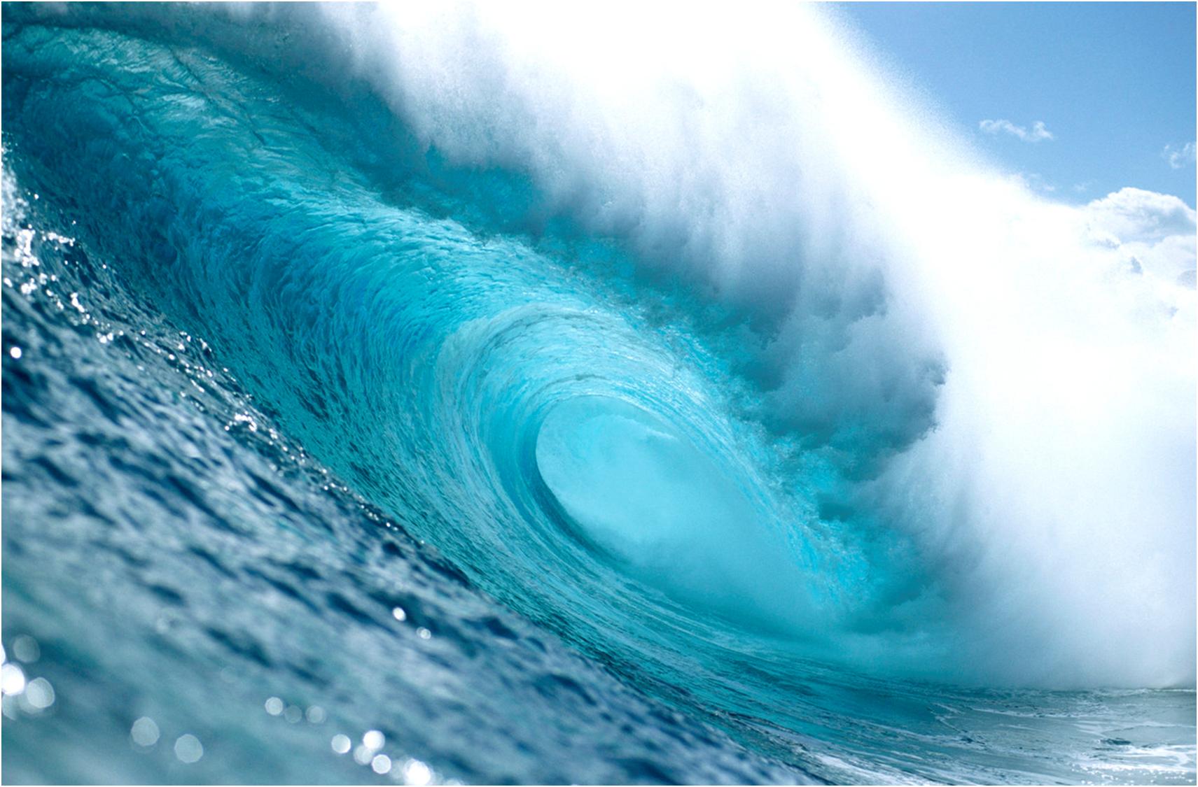Monster Waves clipart tidal energy #12