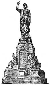 Monument clipart Monument Pilgrim Plymouth Download Art