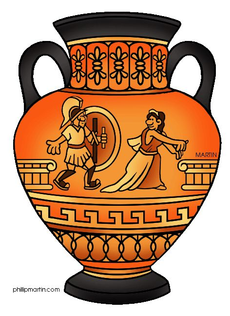 Vase clipart animated Grecian Greece Ancient art images