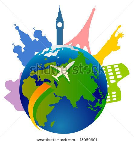 Monument clipart globe World Google images Search around