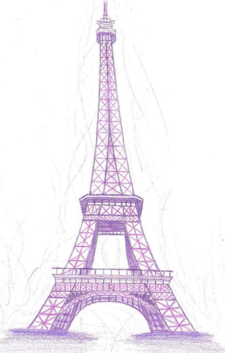 Silver clipart eiffel tower Paris image 4 6 images